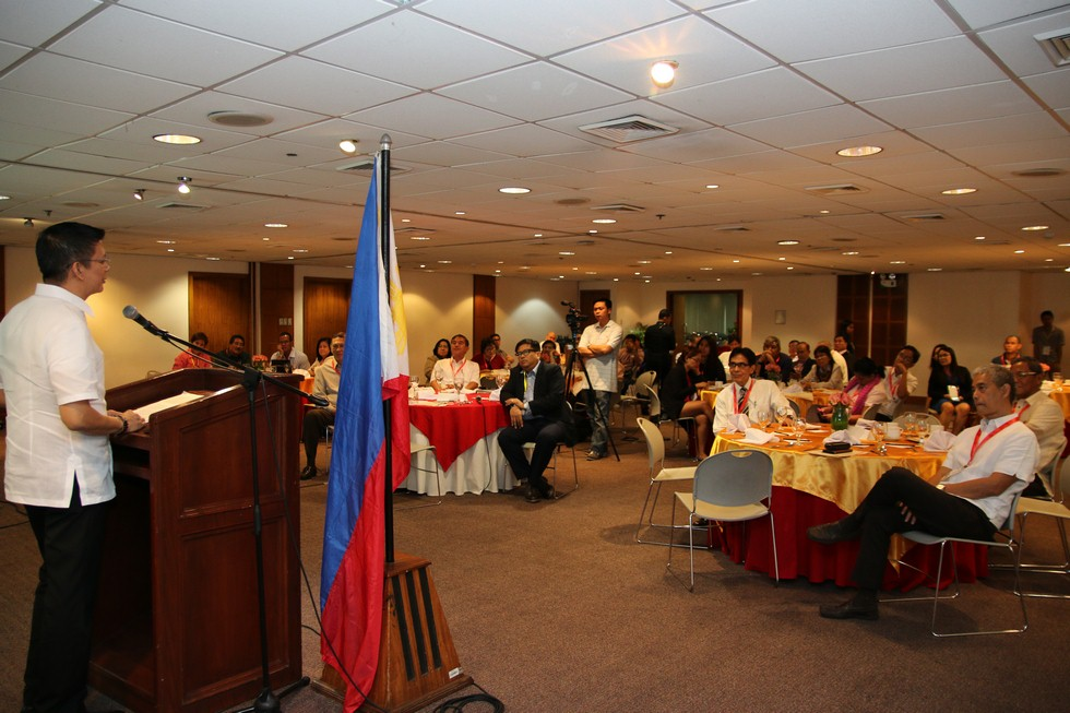 CONFEDERATION OF FILIPINO CONSULTING ORGANIZATIONS AUGUST 17, 2015