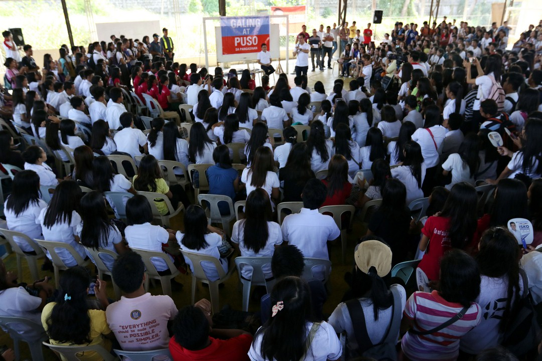 PANGASINAN MARCH 08, 2016